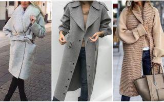 Верхняя одежда осень-зима 2018-2019 — сочетание комфорта, стиля и элегантности