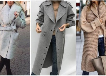 Верхняя одежда осень-зима 2020-2021 — сочетание комфорта, стиля и элегантности