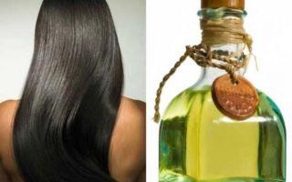 Самые эффективные масла от выпадения волос