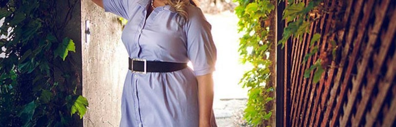 Летние платья 2020 для девушек и женщин с пышными формами