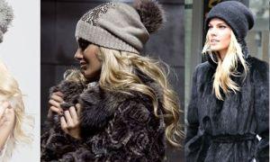 Женские головные уборы: модели осень-зима 2017-2018