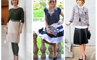 Модные тенденции 2017-2018 для женщин после 50 лет
