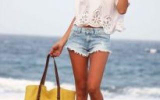 Как собрать гардероб для отдыха на море