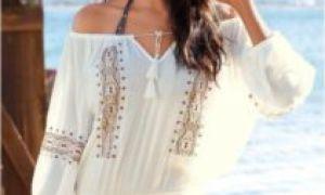 Пляжная мода 2018 – знойные тренды лета