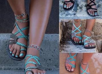 Главные тренды женской обуви летом 2020