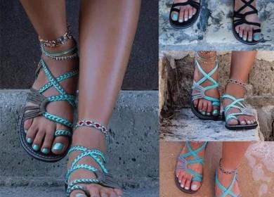 Главные тренды женской обуви летом 2019