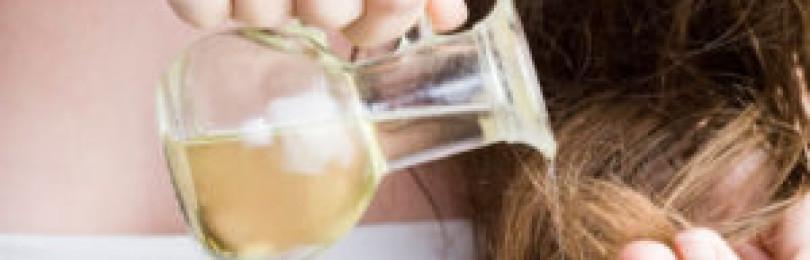 Натуральное масло – спасатель ломких волос и кончиков