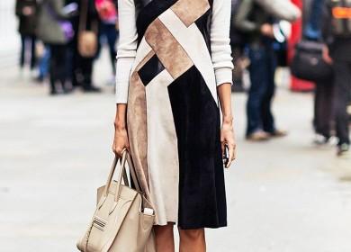 Модные тенденции осени 2018 в женской одежде