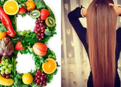 Уход за волосами снаружи и изнутри: витамины для красоты волос