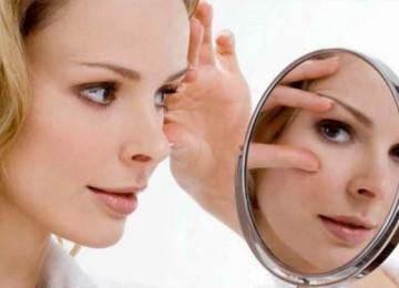 Как избавиться от морщин вокруг глаз в домашних условиях