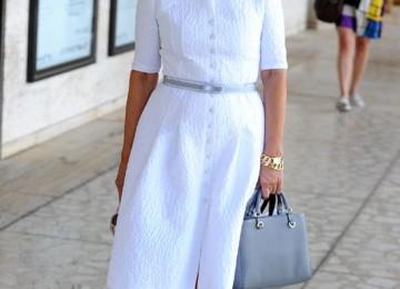 Летние платья 2020 для женщин элегантного возраста