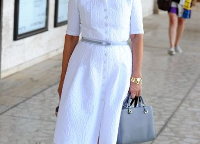 Летние платья 2019 для женщин элегантного возраста