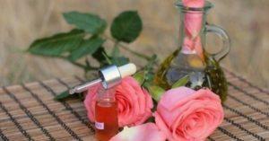 Масло розы - эликсир красоты