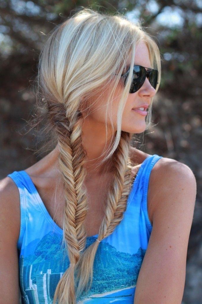 Фото блондинки с длинными волосами на аву