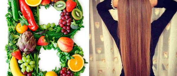 Питание и витамины для волос