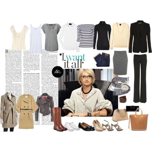 25 базовых вещей для женского гардероба