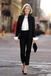 деловая одежда в 50 лет