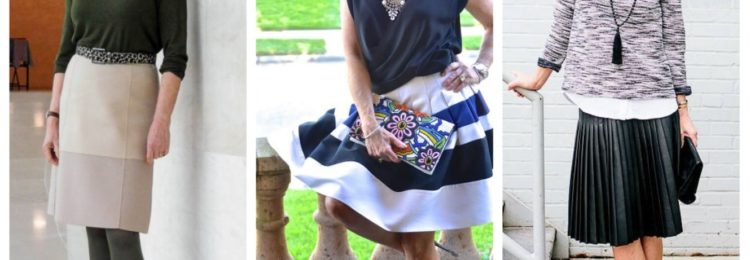 Мода для 50-летних женщин
