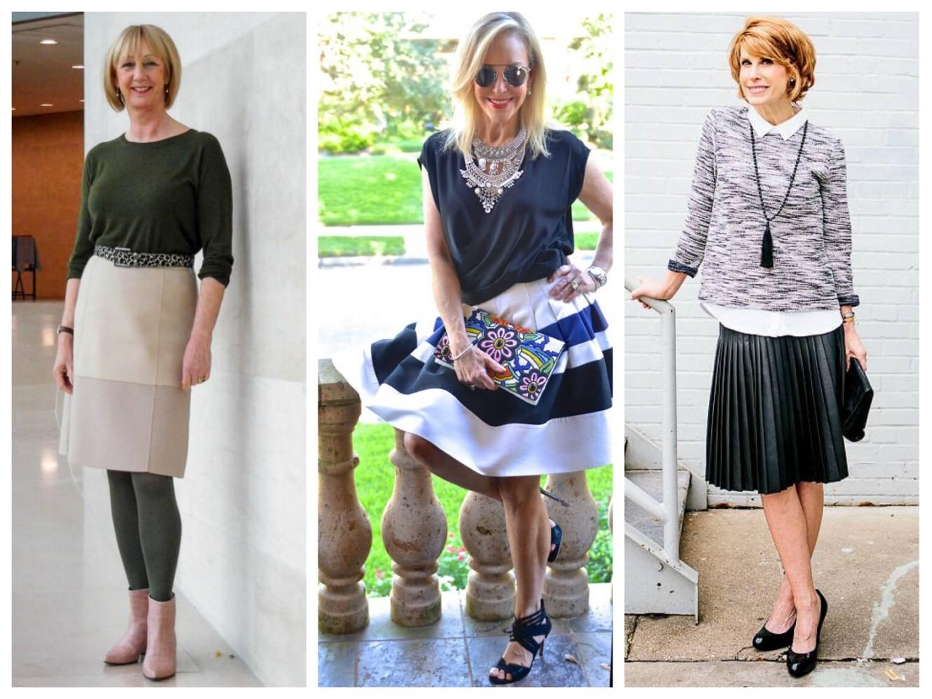 c5c6eee58a5dabe Мода 2018-2019 для женщин после 50 лет, чтобы выглядеть моложе