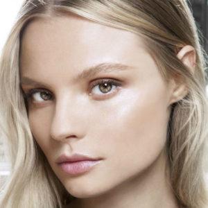 стробинг - естественный макияж