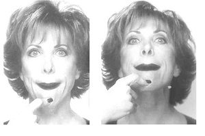 упражнение для укрепление мышц челюсти