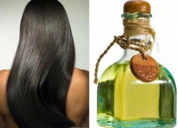масло от выпадения волос