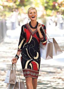 модное платье для женщины в 40 лет