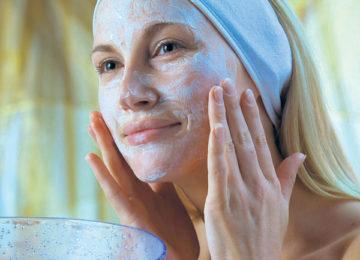 маска для лица после 40