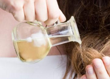 масло для сухих волос и кончиков