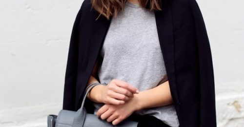 актуальный минимализм в одежде