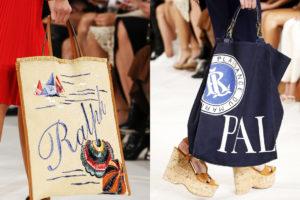 пляжная сумка-пакет