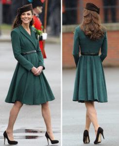 платье и шляпка нью лук