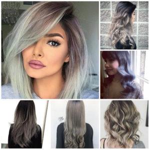 самый модный цвет волос 2018