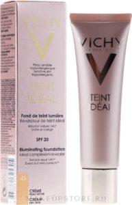 Тональный крем Vichi с спф 20