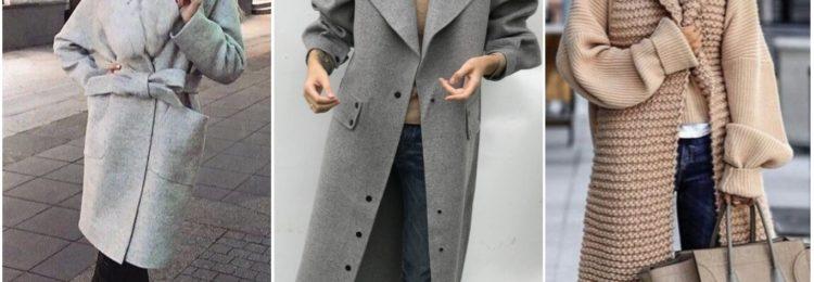 модная верхняя одежда 2018-2019