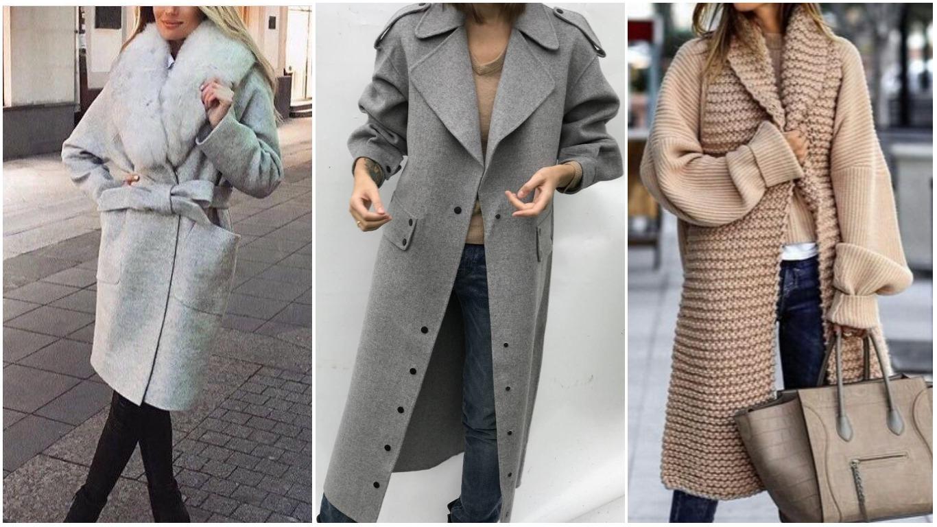cddd446b33d Модная верхняя женская одежда сезона осень-зима 2018-2019