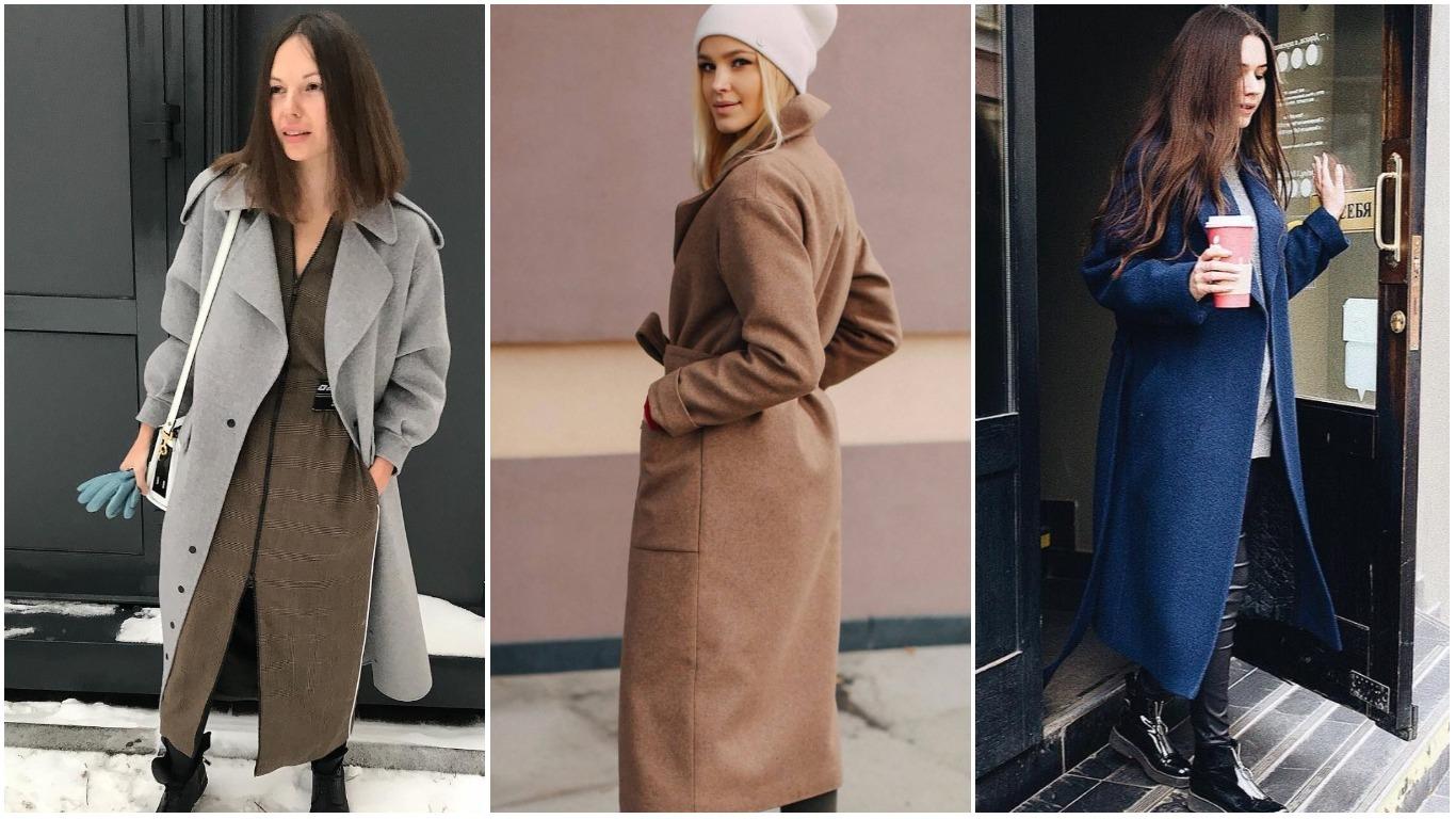 Женская верхняя одежда: Весна-осень 2018