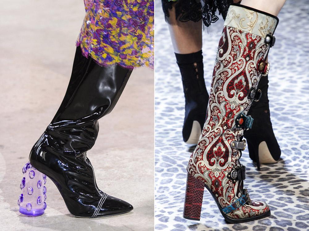 d06180ea2 Модная женская обувь осень-зима 2018-2019, тренды и фото