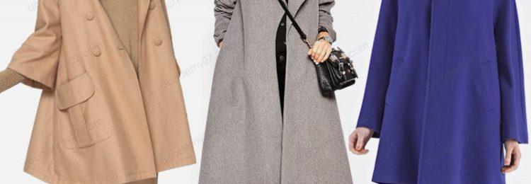 пальто-свингер