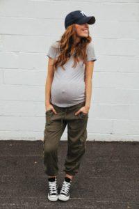 майки при беременности