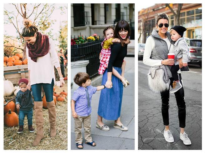 fcabf695590 Как одеваться маме в декрете красиво
