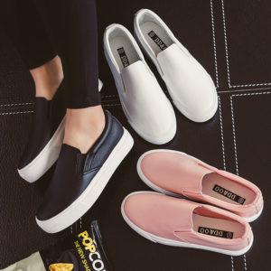 обувь на плоском ходу